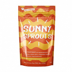 Каша макробио Sunny sprouts 250г