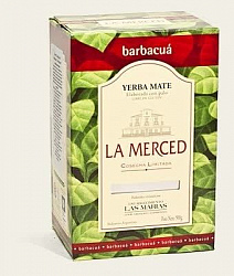Мате La Merced Barbacua продымленный