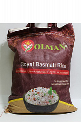 Рис басмати OLMAN ROYAL 2кг